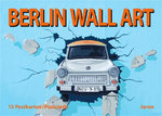 Berlin Wall  Art. 15 Postkarten