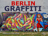 Berlin Graffiti. 15 Postkarten